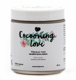 Cocooning love Masque Rose
