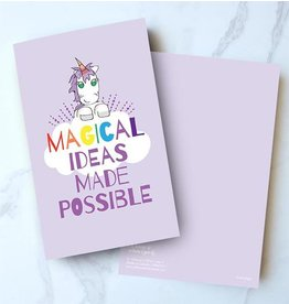 I'll know it when I see it Magical Ideas Cahier