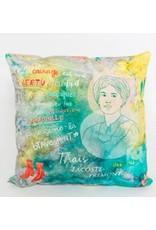 Fotofibre Fotofibre Feminist Accent Pillow