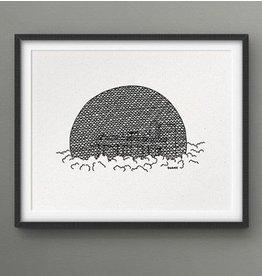 Darveelicious Biosphere Affiche 8x10