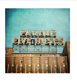 Monumentalove Medium Print - Farine Five Roses