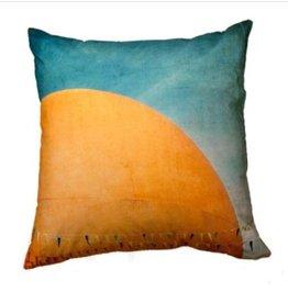 Monumentalove Small Orange Julep Cushion Cover