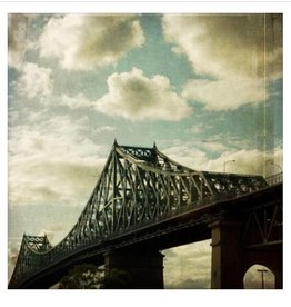 Monumentalove Moyen imprimé Pont