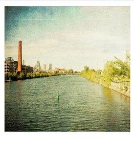 Monumentalove Moyen imprimé Canal