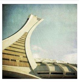 Monumentalove Small Stadium Print