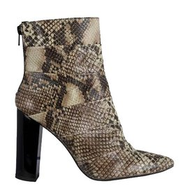 Cartel Tampica Boots - Snake Leather