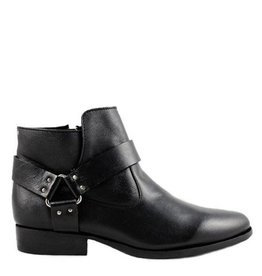 Cartel Minas Boots - Black Leather