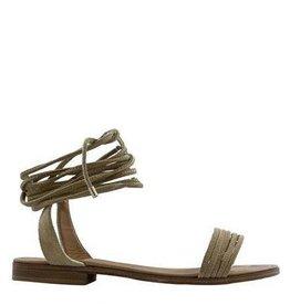 Cartel Estefania Sandals - Beige Suede