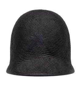 Camille Côté Summer Helmet Hat - Black