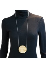 Louve Montreal Fullmoon Necklace
