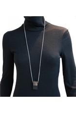 Louve Montreal Petit Classique Collier - Noir