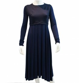 Martin Dhust Blue Dress