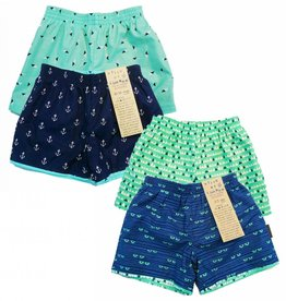 Alice & Simone Reversible Shorts