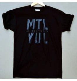 Bodybag YUL T-Shirt - Noir