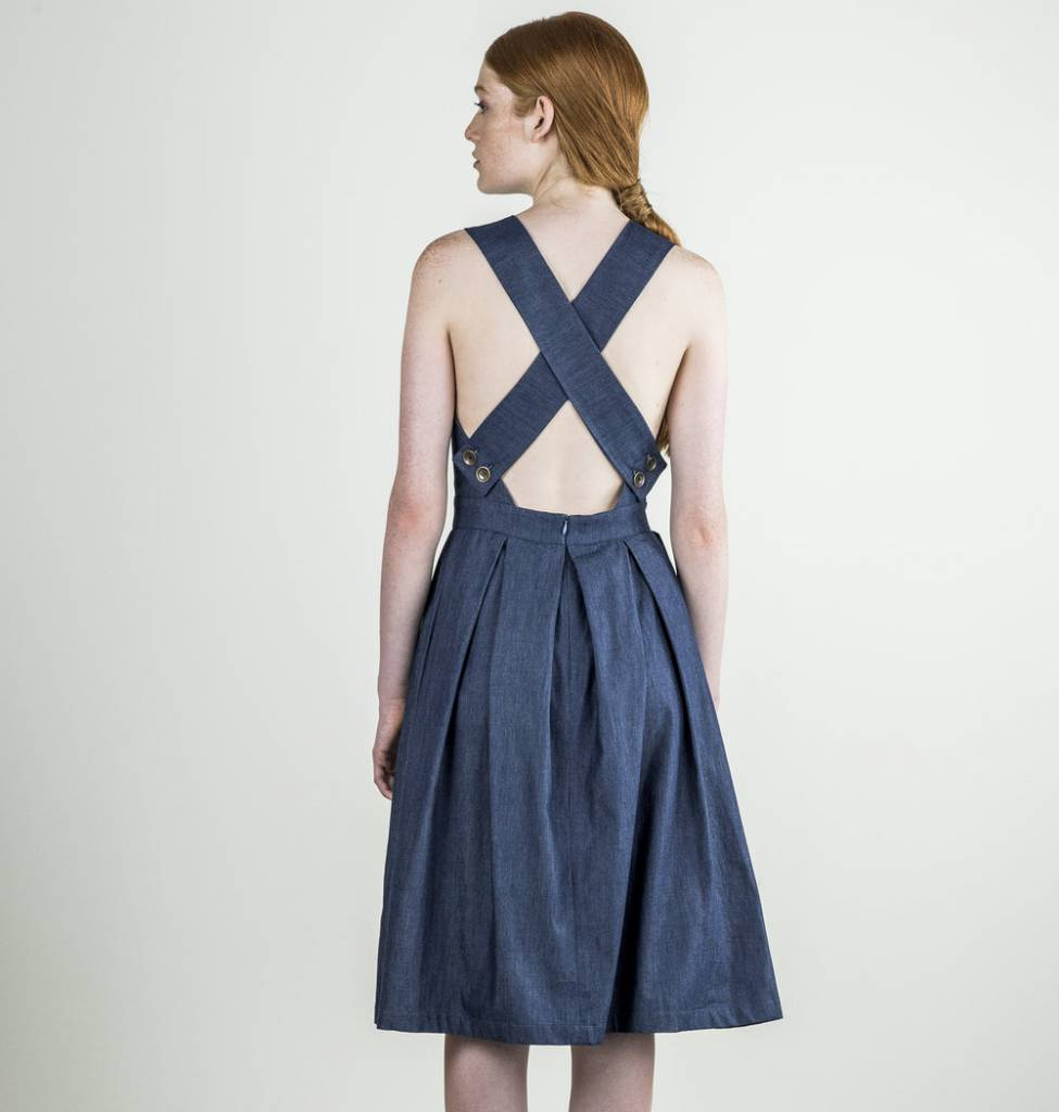 Bodybag Melbourne Jumper - Blue Denim