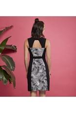 Cherry Bobin Maui Dress - Palm