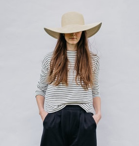 Hutchison Jackie Striped Top