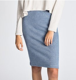 Pillar Murex Skirt - Blue