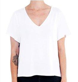 Ménage à Deux T-shirt col V
