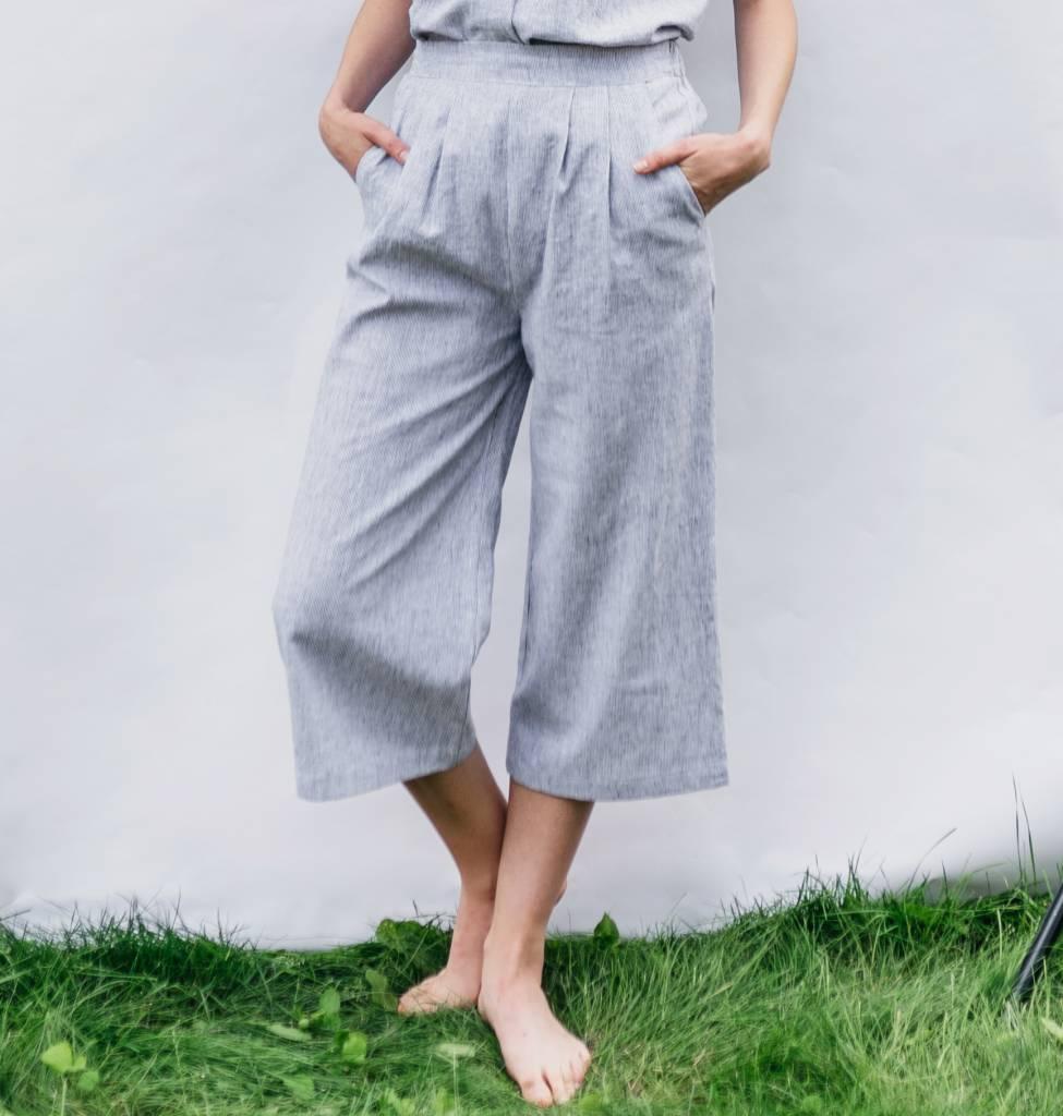Hutchison Jenna Striped Pants