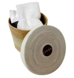 D.MA Lingettes Démaquillantes Réutilisables en Bambou