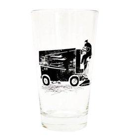 TOMA Zamboni Pint Glass