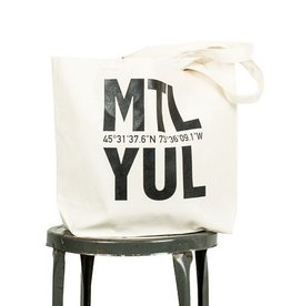 Bodybag YUL Tote - Blanc