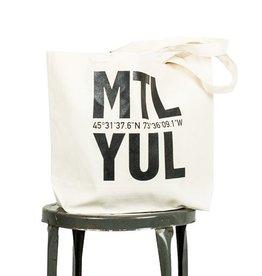 Bodybag YUL Tote - White