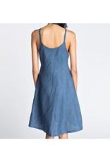 Pillar Button Dress