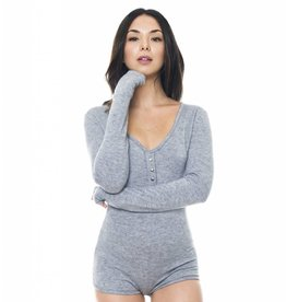 Sokoloff Lingerie Pyjama Hana Gris