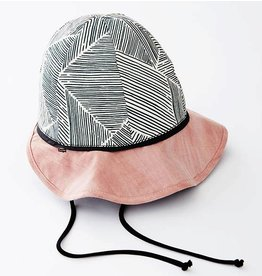 Cokluch Mini Chapeau Polygone - Rose
