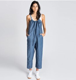 Pillar Moon Overalls - Blue