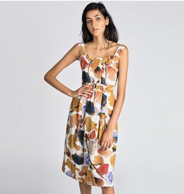 Allison Wonderland Robe Capella - Imprimée