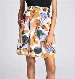 Allison Wonderland Pollux Skirt - Print