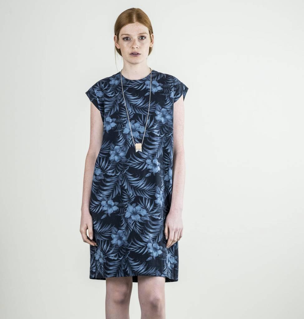 Bodybag Fiji Dress - Tropical Blue
