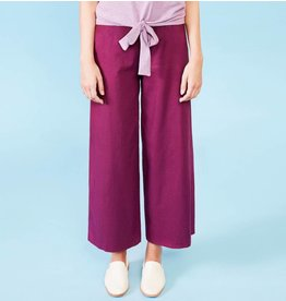 Dagg & Stacey Ambrose Pants - Plum