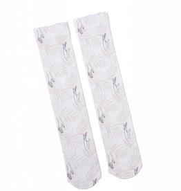 Noemiah Printed Knee Socks