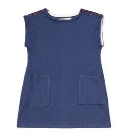 Petit Atelier B 1807 Straight Dress - Navy