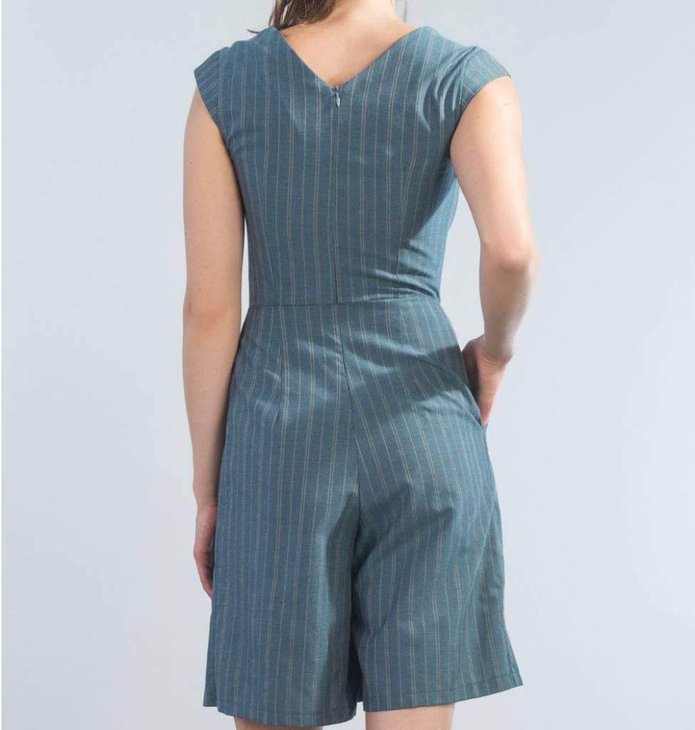 Jennifer Glasgow Banyan Jumpsuit