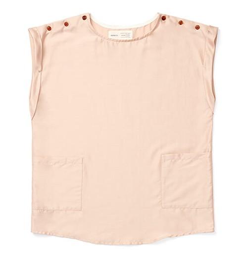 Atelier b 1804wa Blouse - Pink