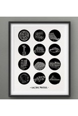 Darveelicious Darveelicious 8x10 Print 12 Love/Hate Mtl