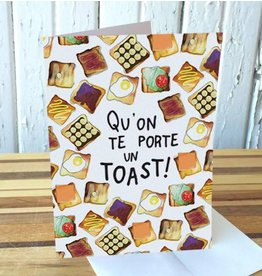 MC Marquis Carte Toast
