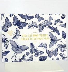MC Marquis Mon Ventre Carte