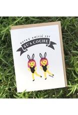 Darveelicious Carte Su'a Coche