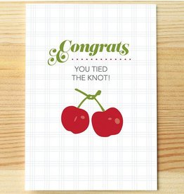 I'll know it when I see it Cherries Greeting Card