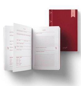 Kayé Wines Notebook