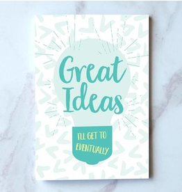 I'll know it when I see it Great Ideas - Cahier