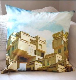 Monumentalove Large Cushion Cover Habitat 67