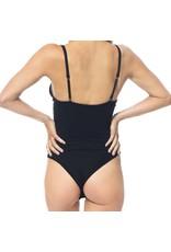 Sokoloff Lingerie Maggie Bodysuit Black