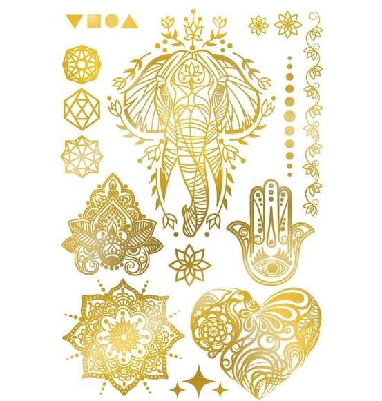 Les tatoués Les Tatoués - Tatoue Gold
